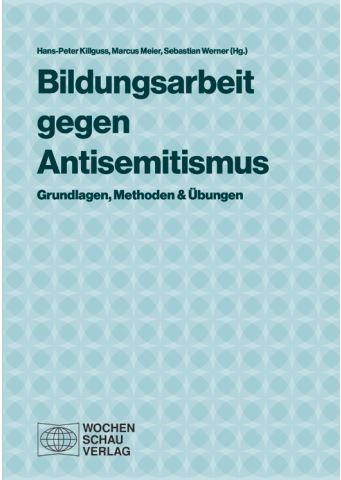 Cover Buch Bildungsarbeit gegen Antisemitismus